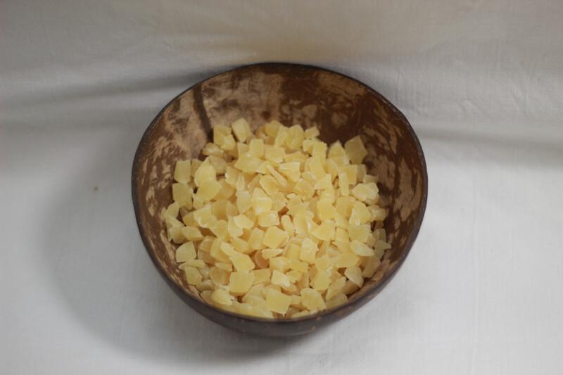 Dried Pineapple Chunks 100g