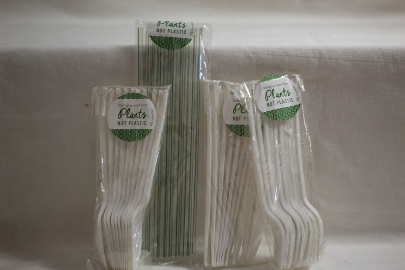 Compostable Disposable Utensils