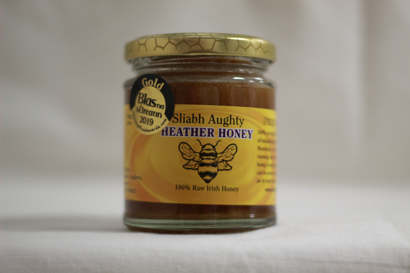 Sliabh Aughty Heather Honey