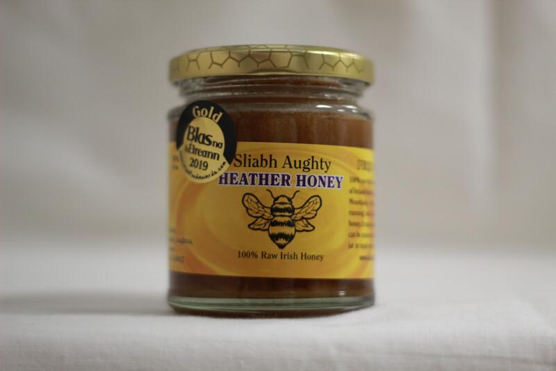 Sliabh Aughty Heather Honey