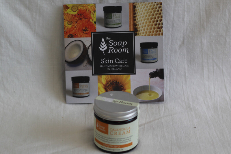 The Soap Room Calendula Cream