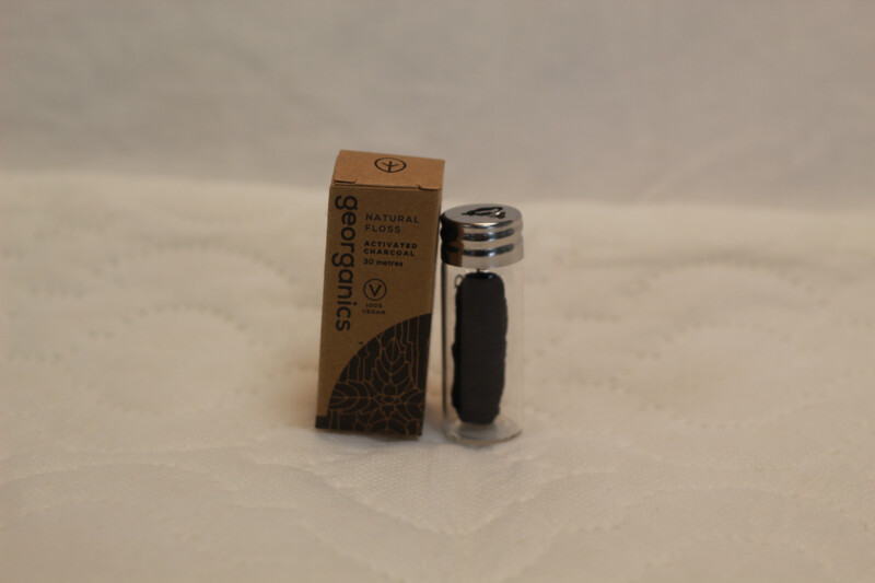 Georganics Charcoal Floss