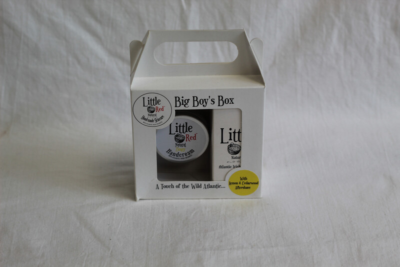 Little Red Big Boy's Box Gift Set