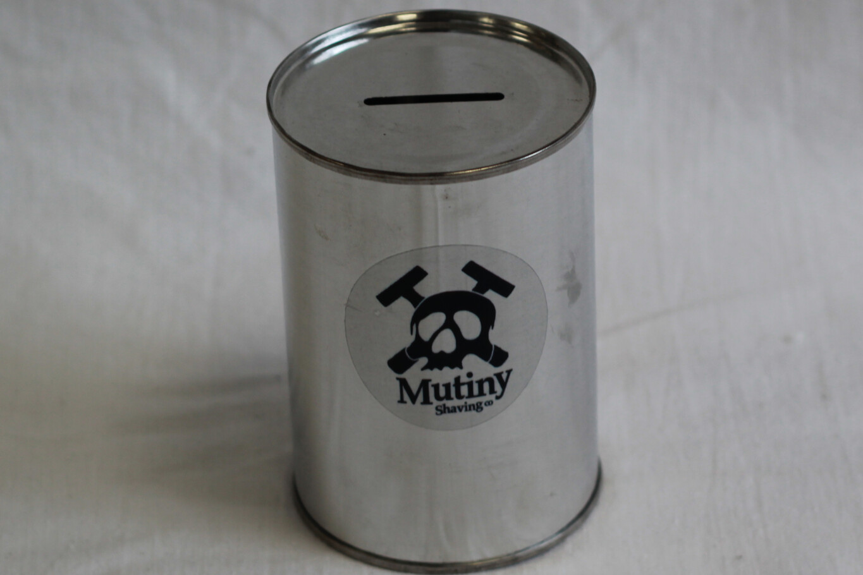 Mutiny Razor Blade Bank