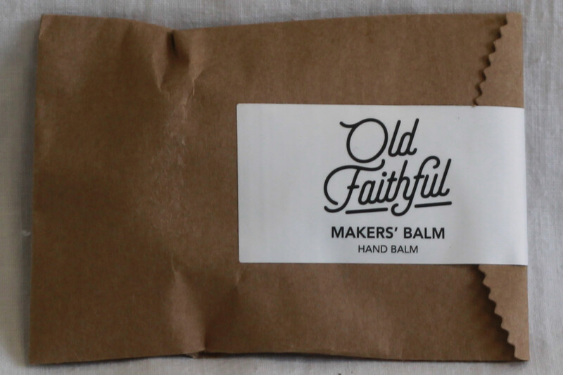 Old Faithful Mini Makers Balm Hand Balm 15ml
