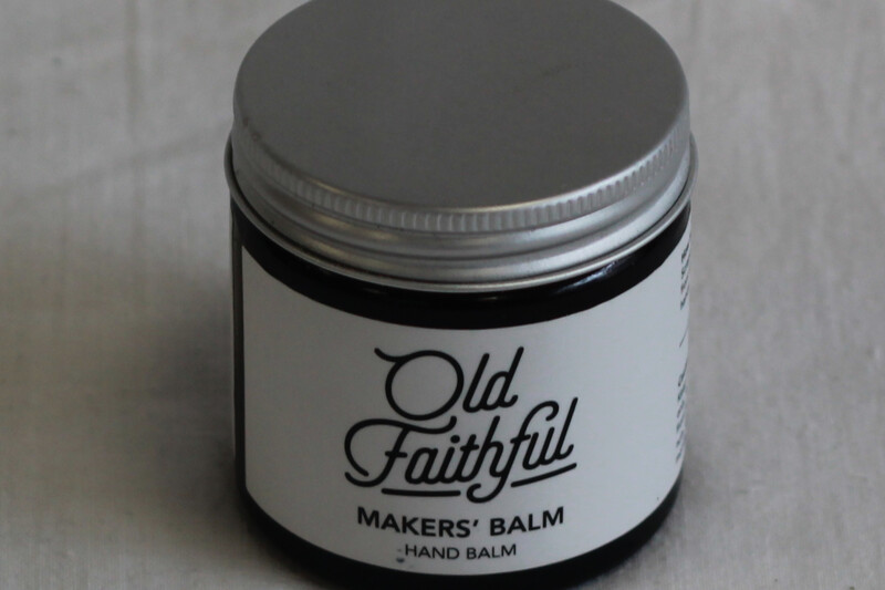 Old Faithful Makers Balm Jar Hand Balm 60ml