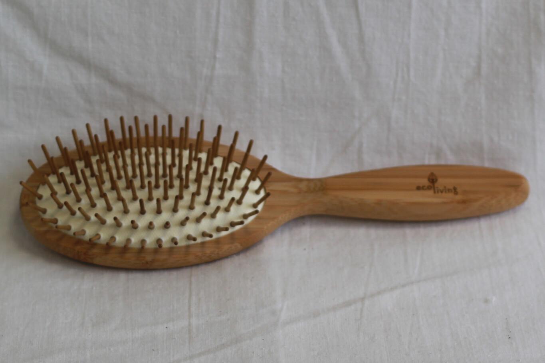 EcoLiving Bamboo Hairbrush