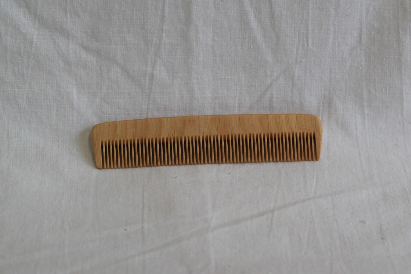 EcoLiving Wooden Baby Comb
