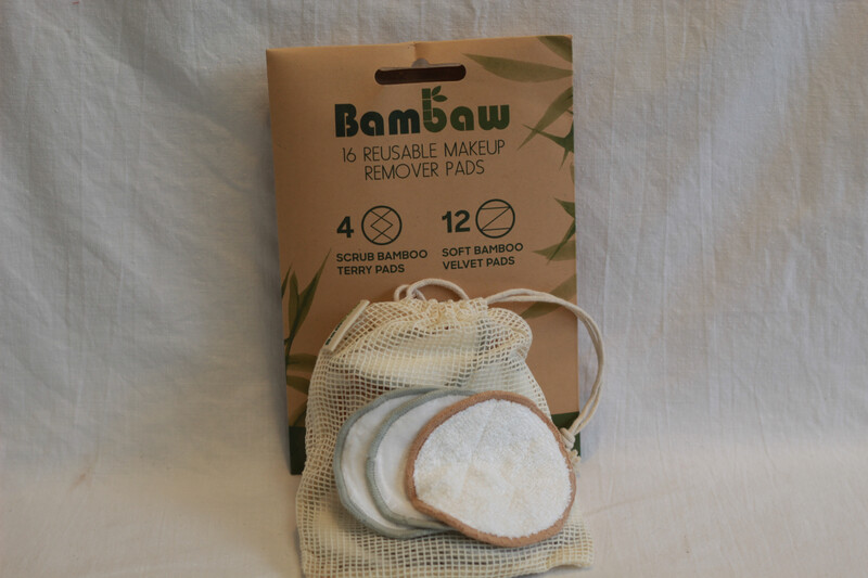 Bambaw Reusable Makeup Remover Pads