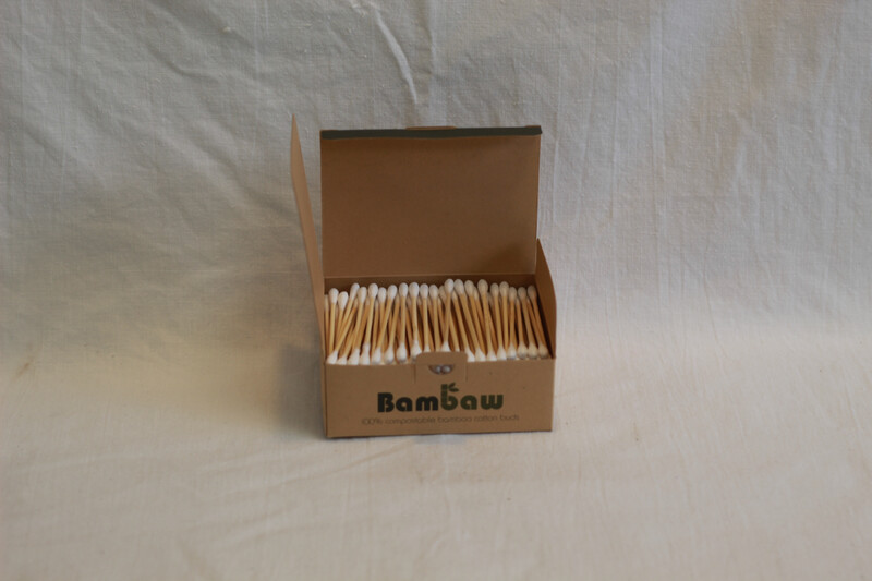 Bambaw 200 Cotton Buds