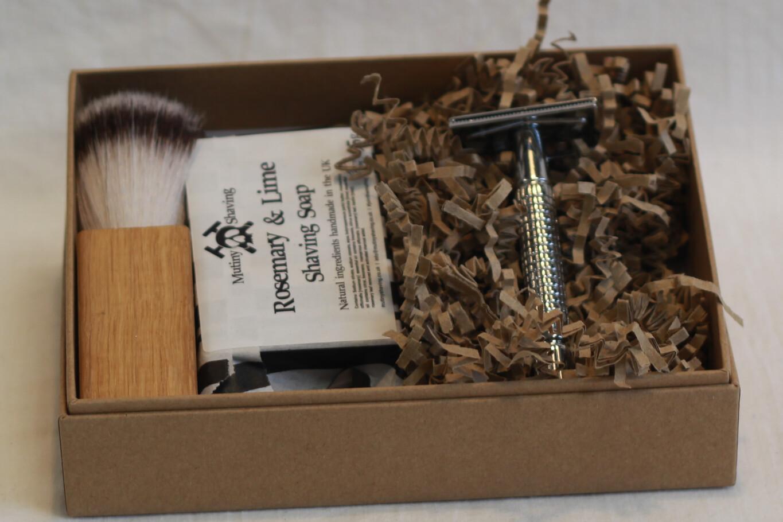 Mutiny Safety Razor Gift Set
