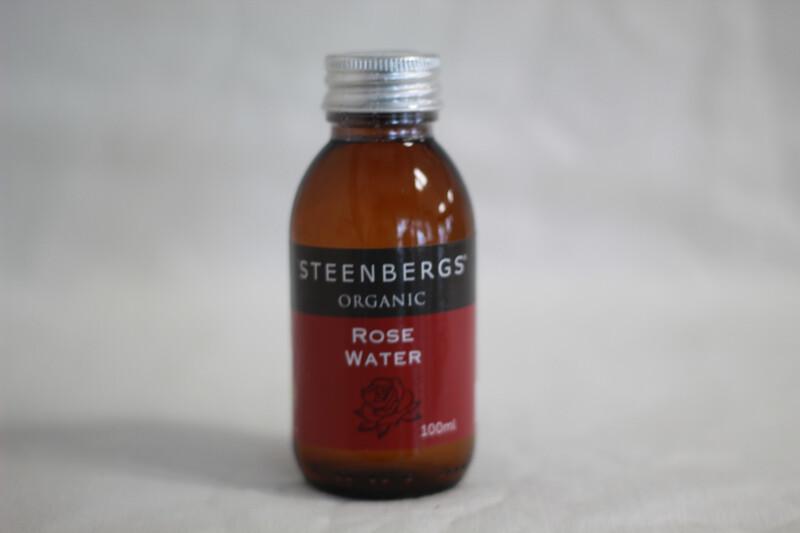 Organic Rose Water 100ml