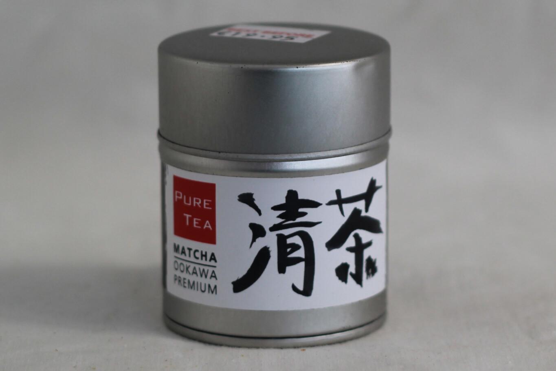 Pure Tea Matcha Ookawa Premium 20g