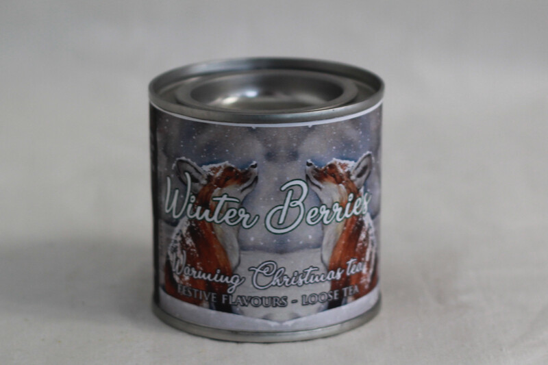 Guru Tea Winter Berries Tin
