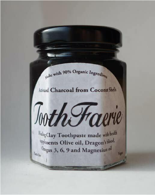 Toothfaerie 85ml Toothpaste Jars
