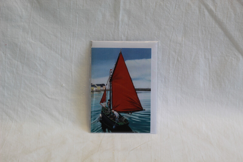 Small Galway Made Greetings Cards