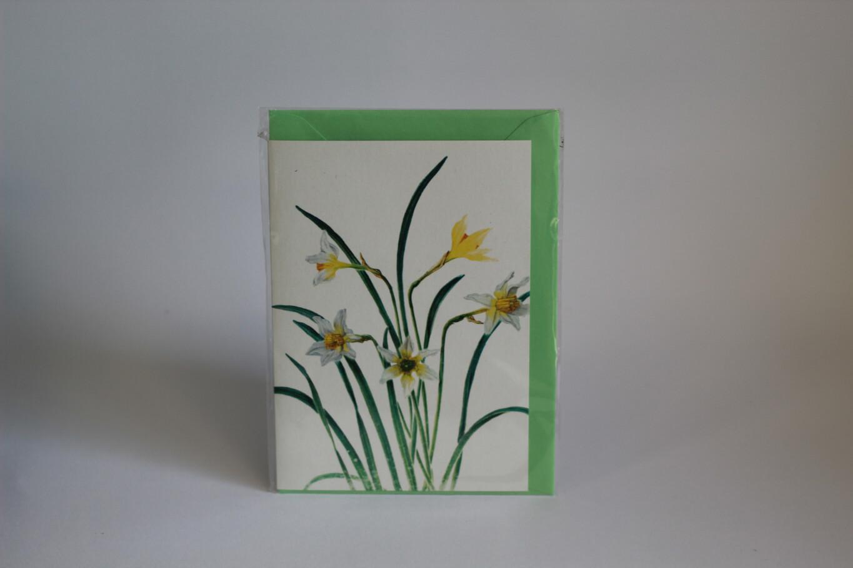 Irish Made Floral Cards