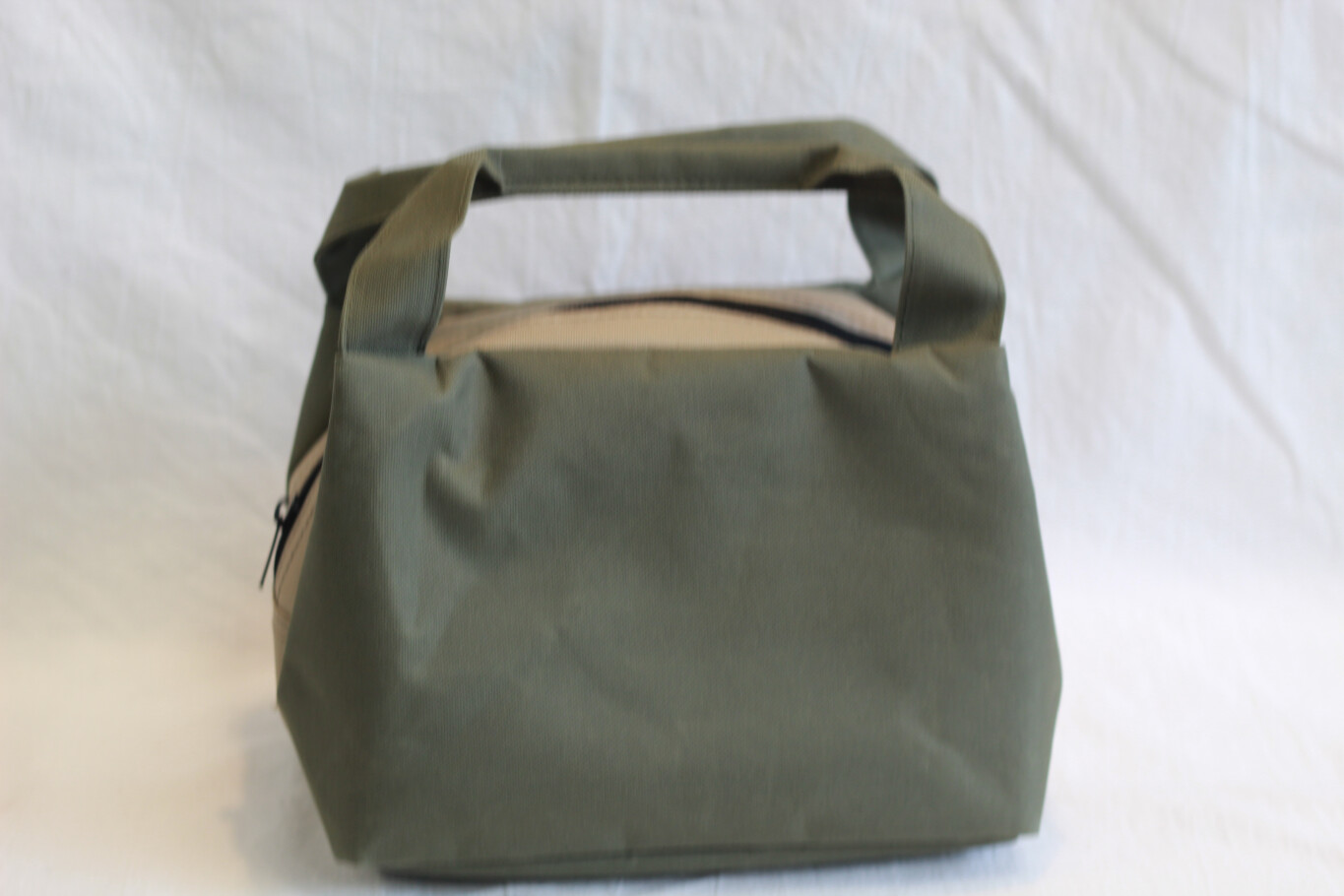 Insulated Lunch Bag Khaki Green