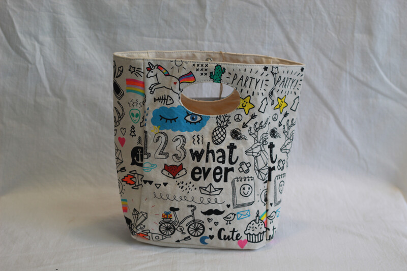 Fluf Classic Whatever Lunch Bag