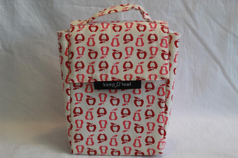 Keep Leaf Fruit Lunch Bag