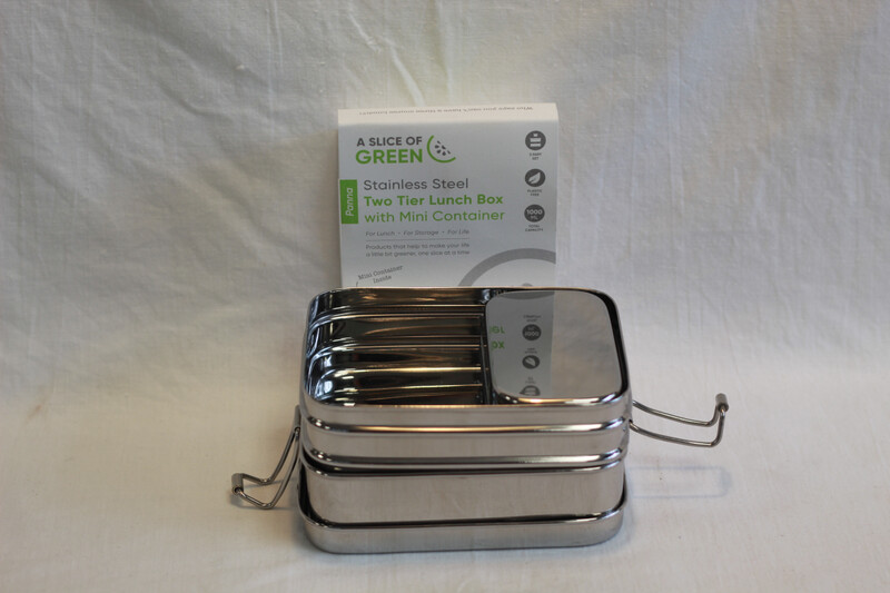 ASOG Stainless Steel Lunchbox Panna