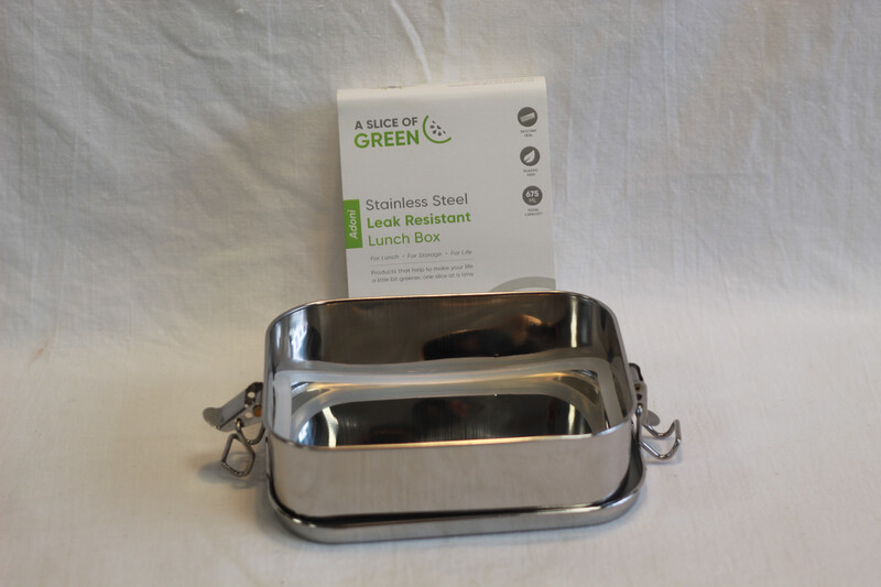 ASOG Stainless Steel Lunchbox Adoni