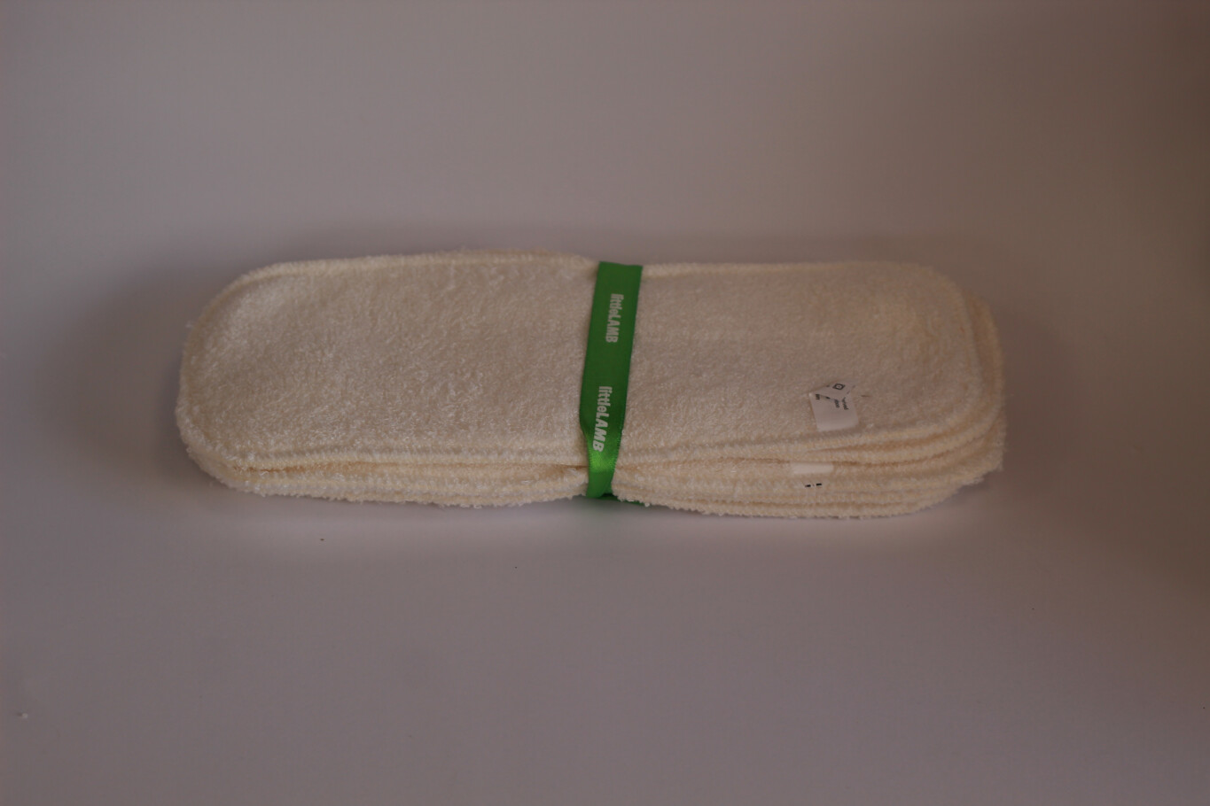 Little Lamb Bamboo Boosters Triple Thickness 5pk Size 1