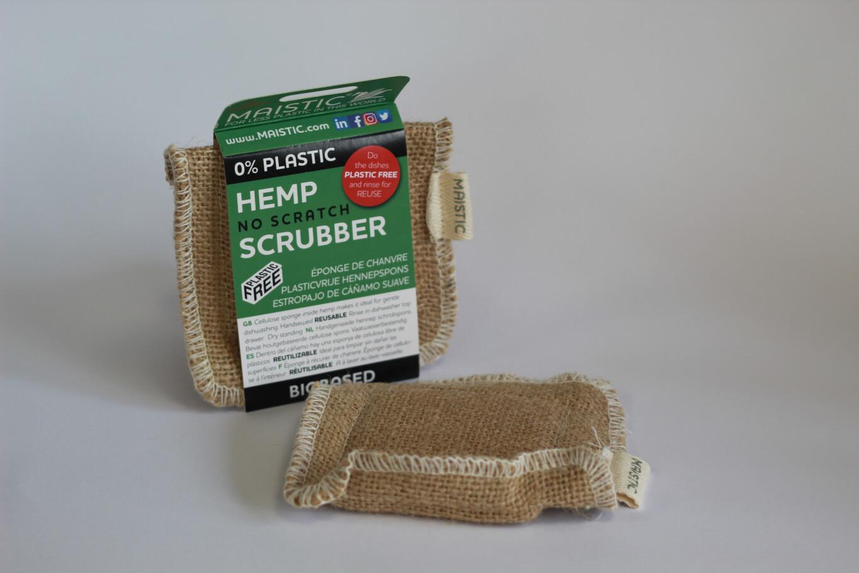 Maistic Hemp Scrubber