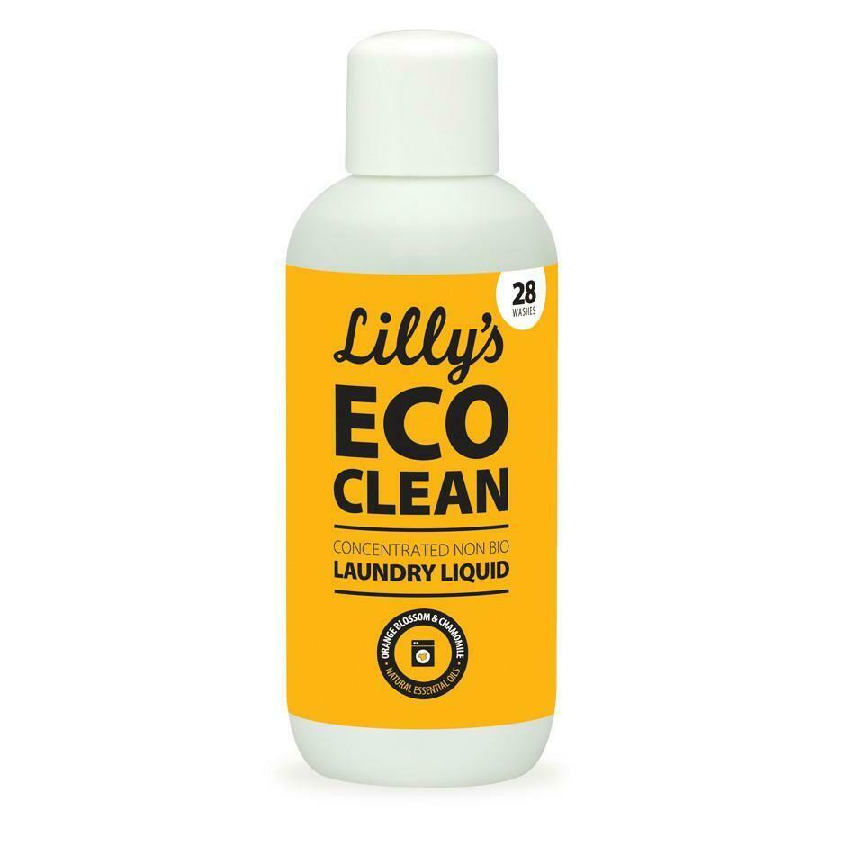 Lilly's Non-Bio Laundry Liquid Orange Blossom & Chamomile