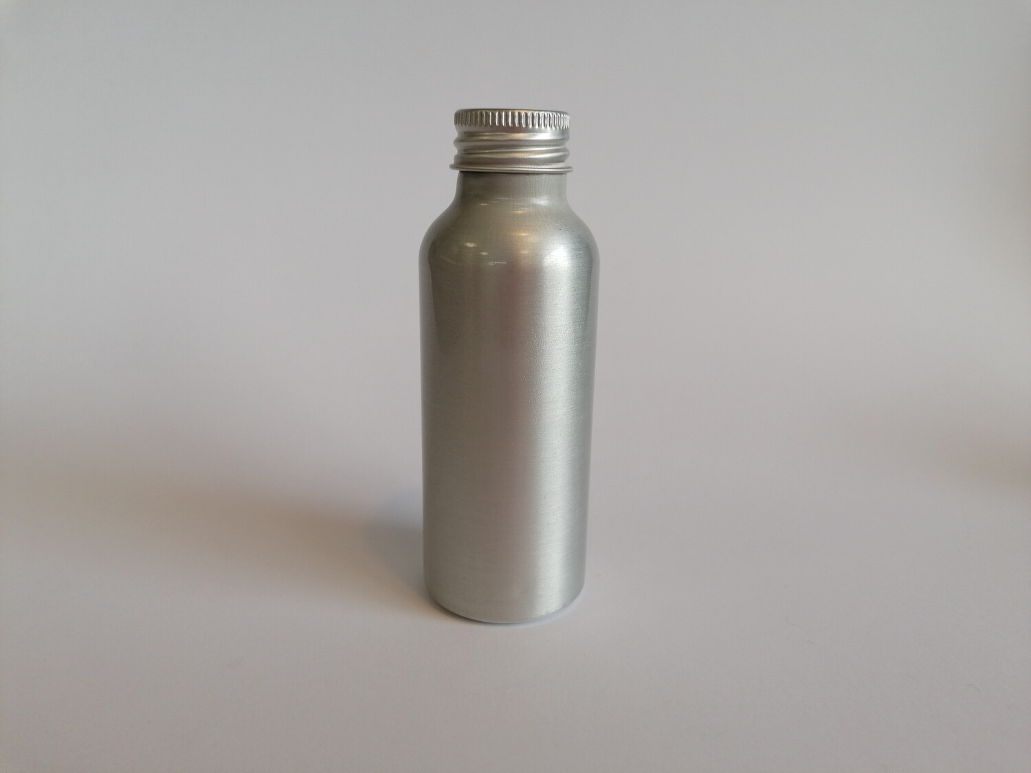 100ml Aluminium Screw Top Bottle