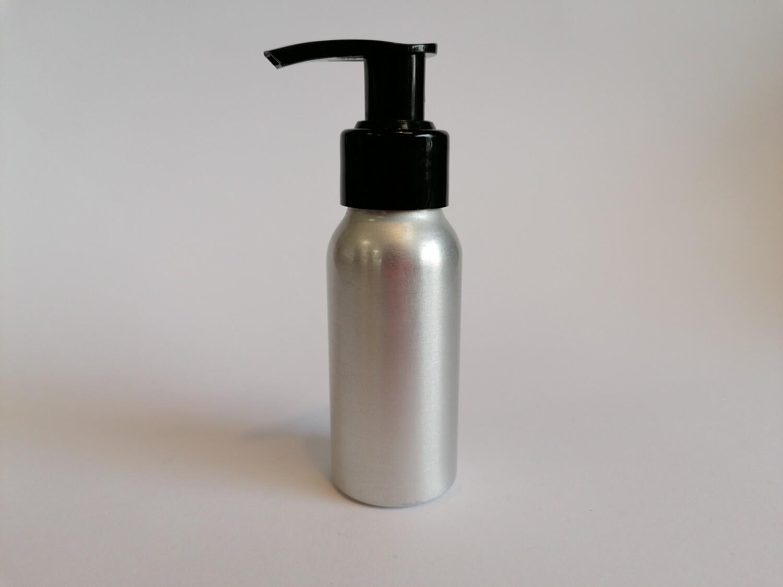70ml Aluminium Pump Bottle