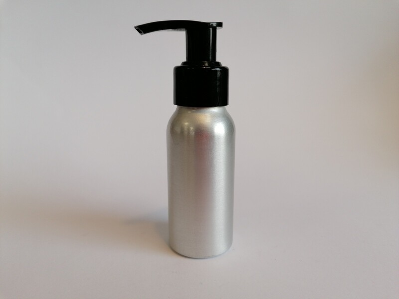 70ml Aluminium Pump Bottle