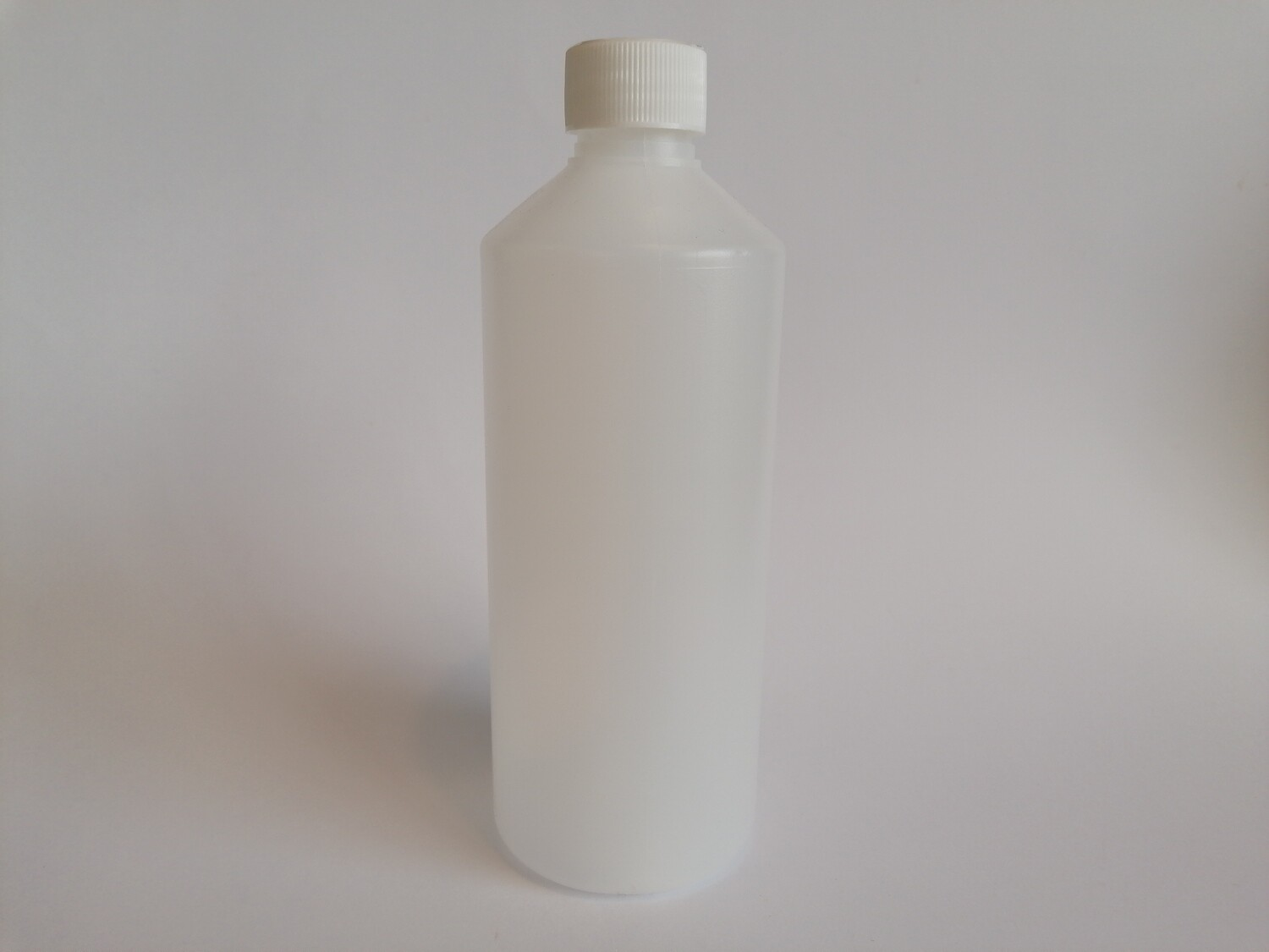 500ml Plastic Screw Top Bottle
