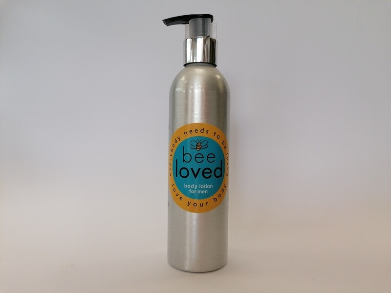 Bee Loved Body Lotion for Men