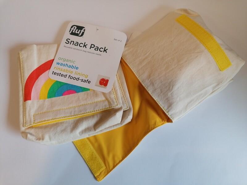 Fluf 2pk Snack Pack
