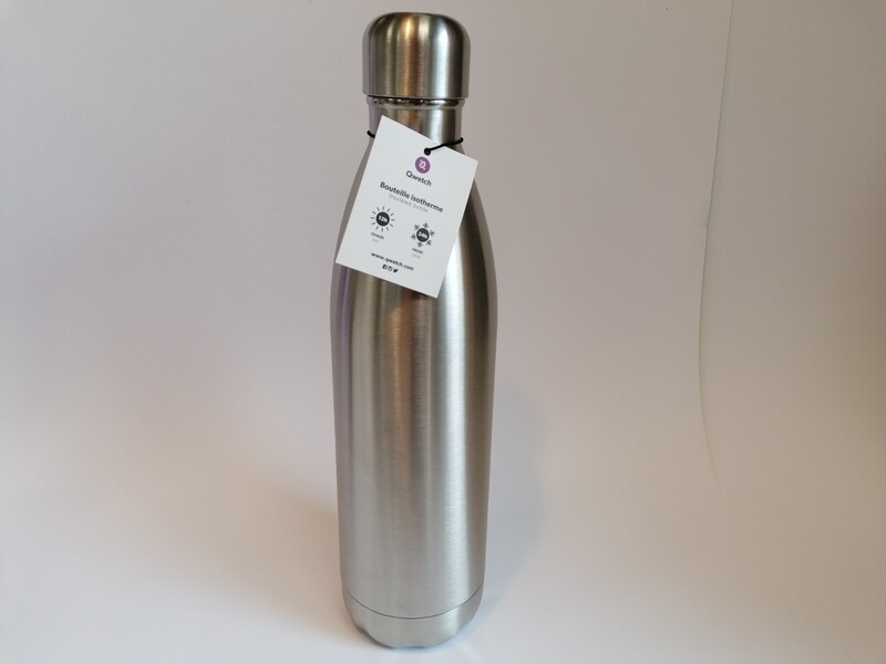 Qwetch 750ml Insulated Stainless Steel Bottle