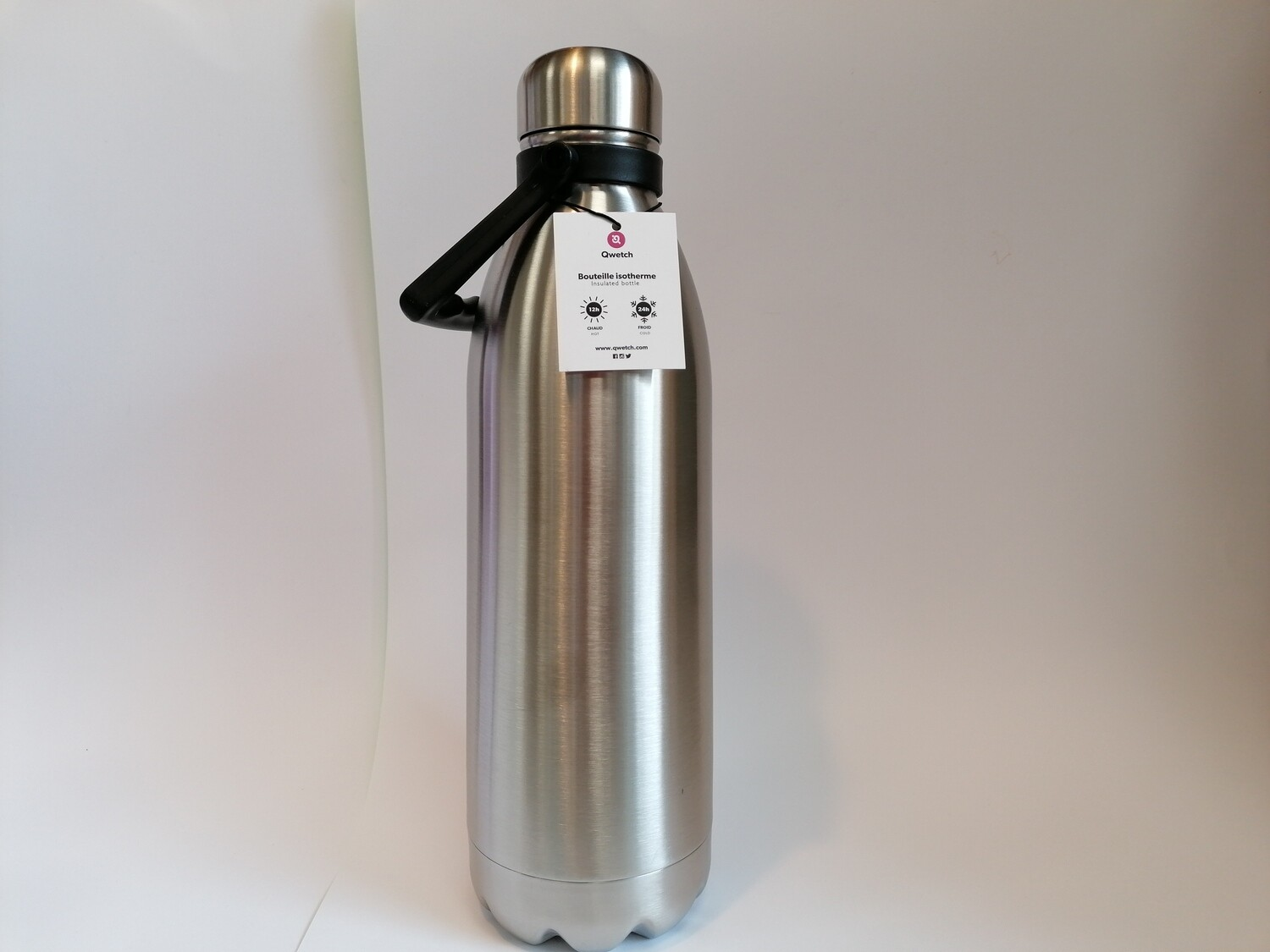Qwetch 1.5L Insulated Stainless Steel Bottle