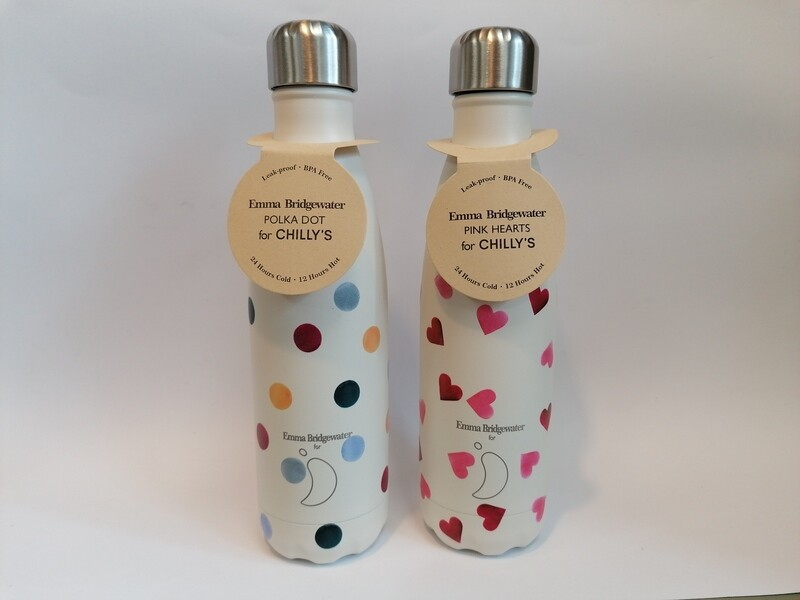 Chilly's x Emma Bridgewater 500ml