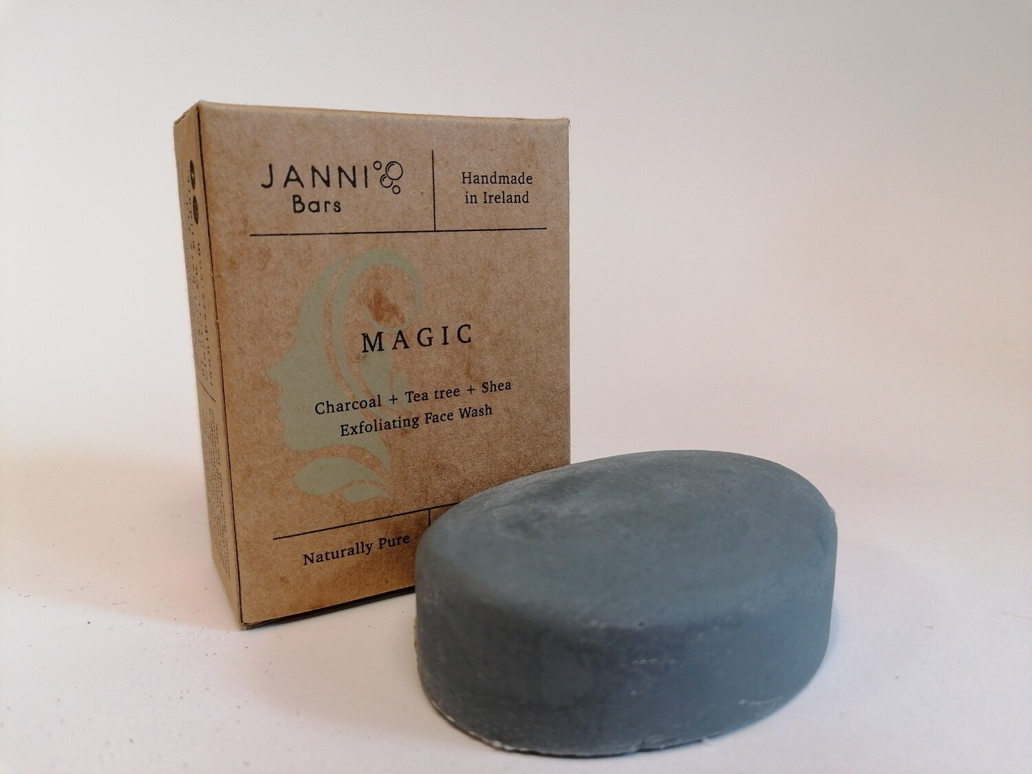 Janni Face Wash Bars