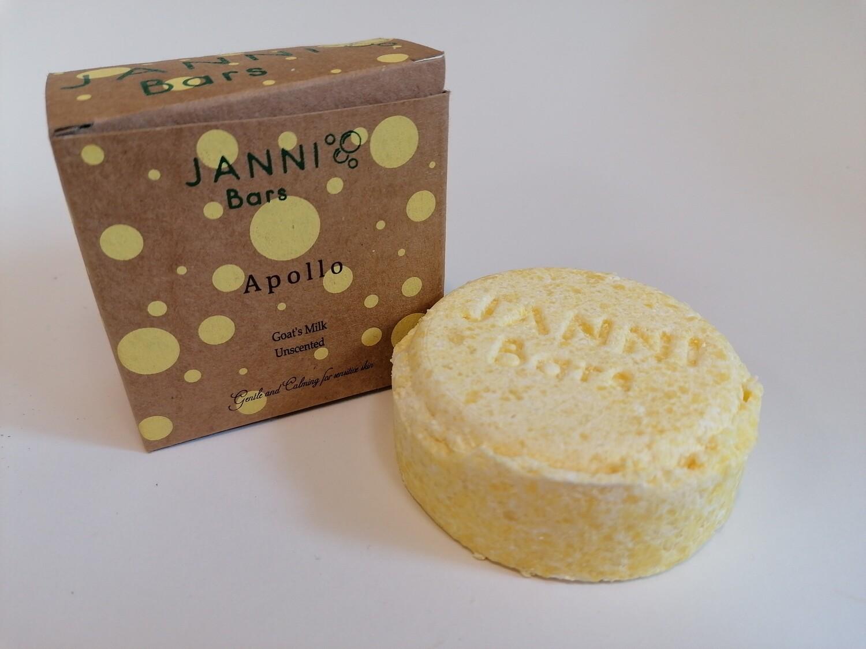 Janni Shampoo Bars