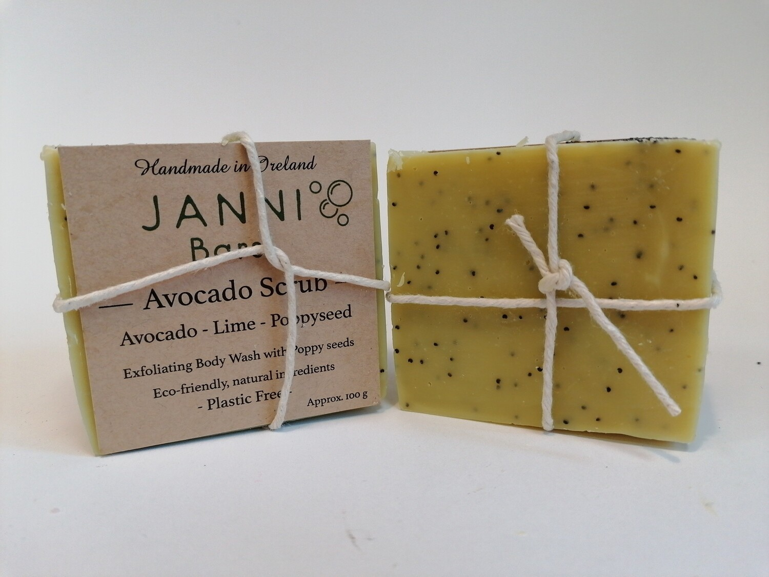Janni Soap Bars