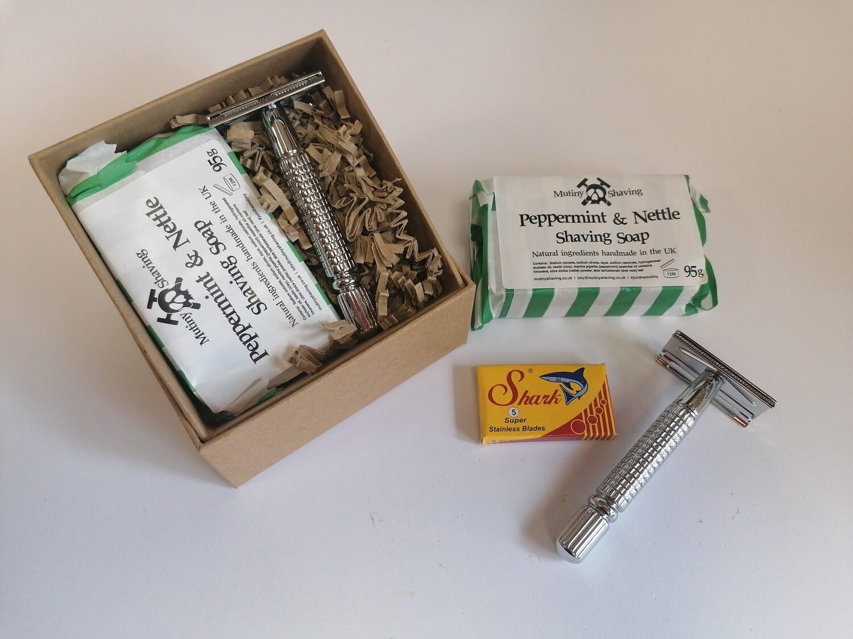 Mutiny Razor Gift Set Small