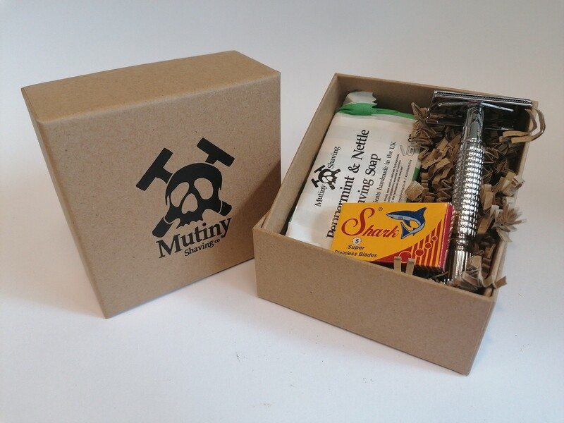 Mutiny Razor Gift Set Small
