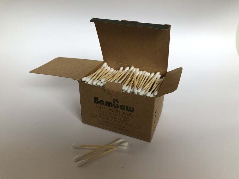 Bambaw 400 Cotton Buds