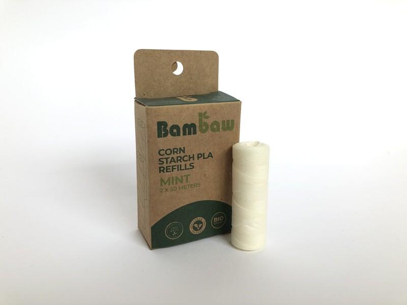 Bambaw Corn Starch Floss Refills