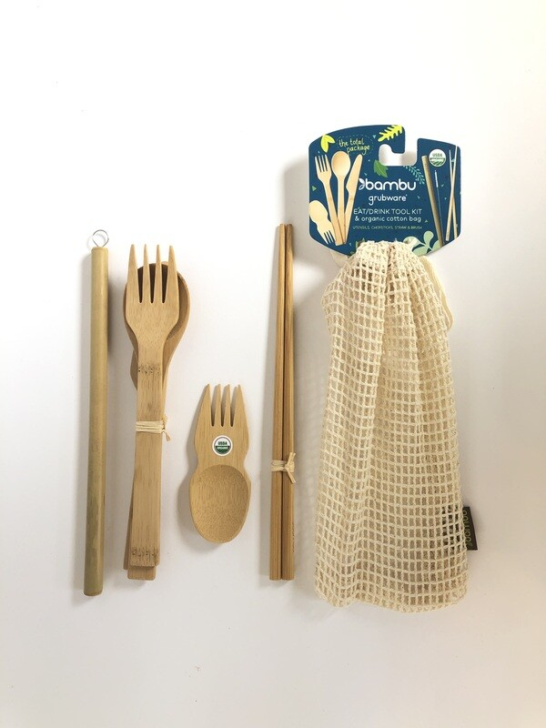 SALE! Bambu Eat/Drink Toolkit