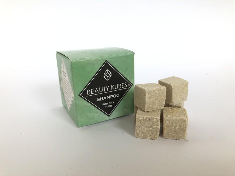 Beauty Kubes Shampoo for Oily Hair