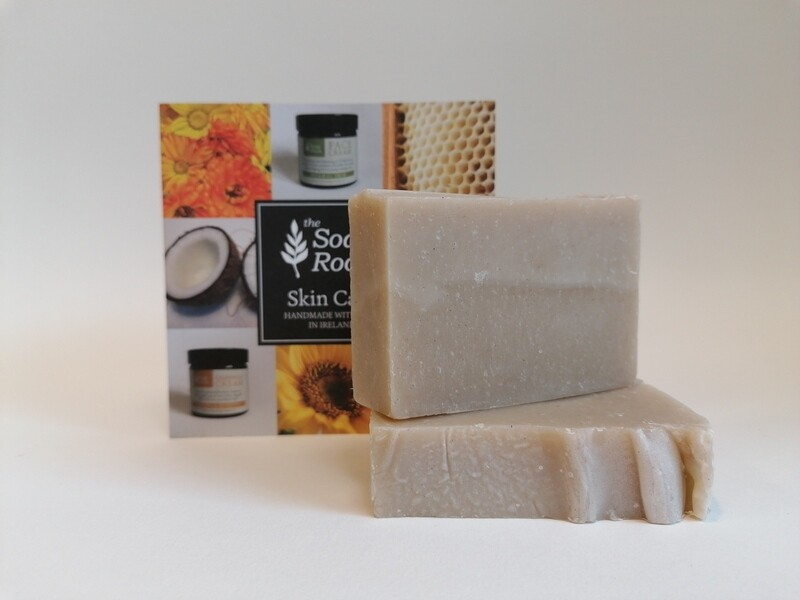 The Soap Room Solid Shampoo Bar