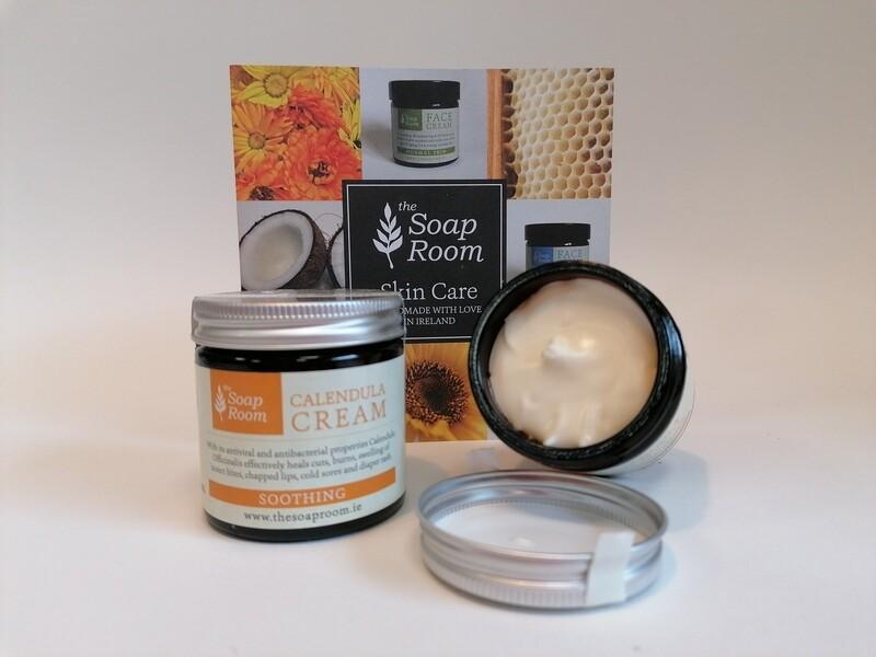 The Soap Room Calendula Cream