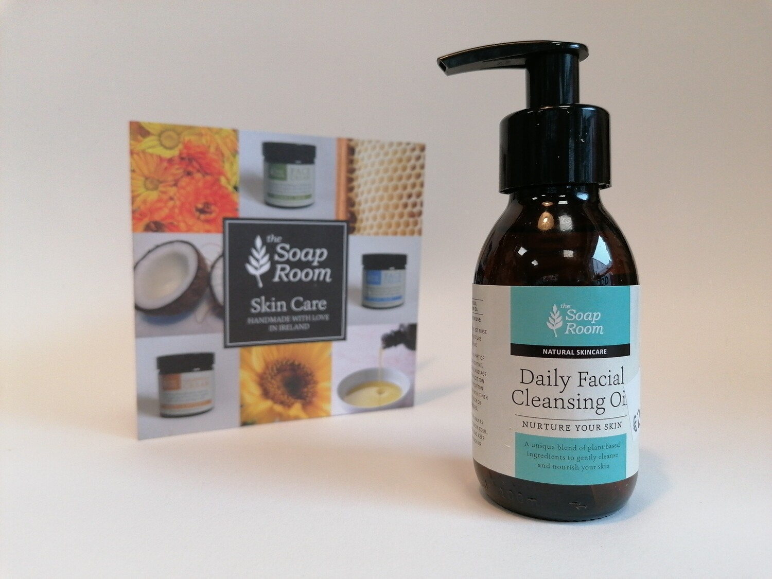 The Soap Room Daily Facial Cleansing Oil